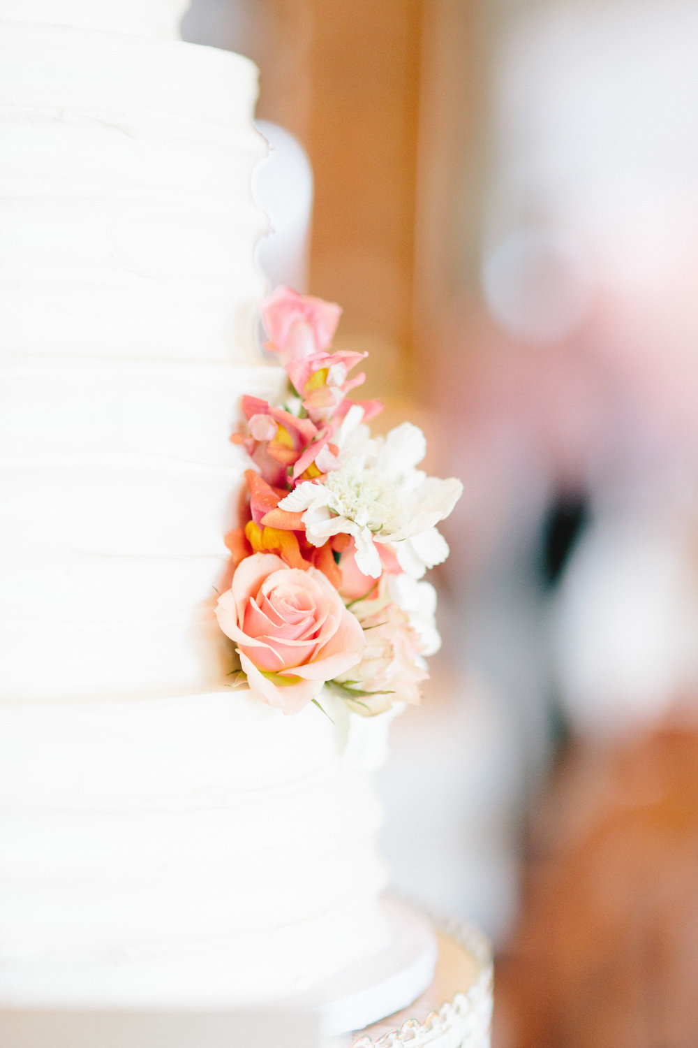 durham nc wedding cake florals