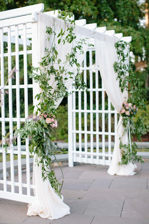 duke gardens wedding durham nc event design arbor