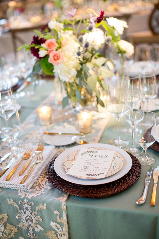 duke gardens wedding durham nc event design tablescape