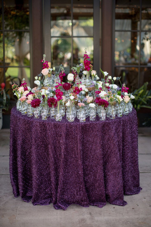 duke gardens wedding durham nc event design escort card table
