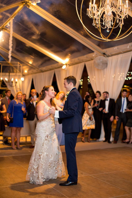 duke gardens wedding durham nc event design chandelier dance floor