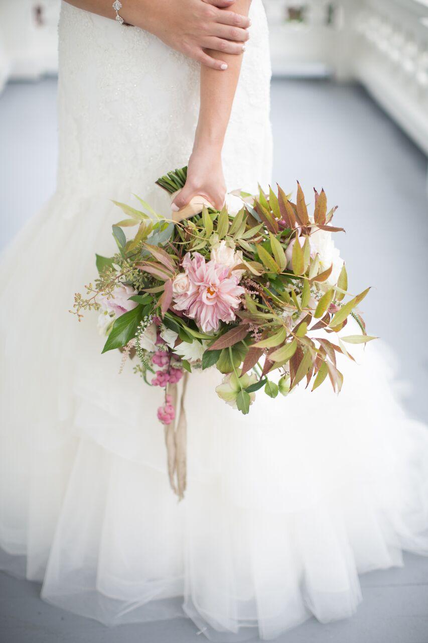 Raleigh nc wedding bridal bouquet