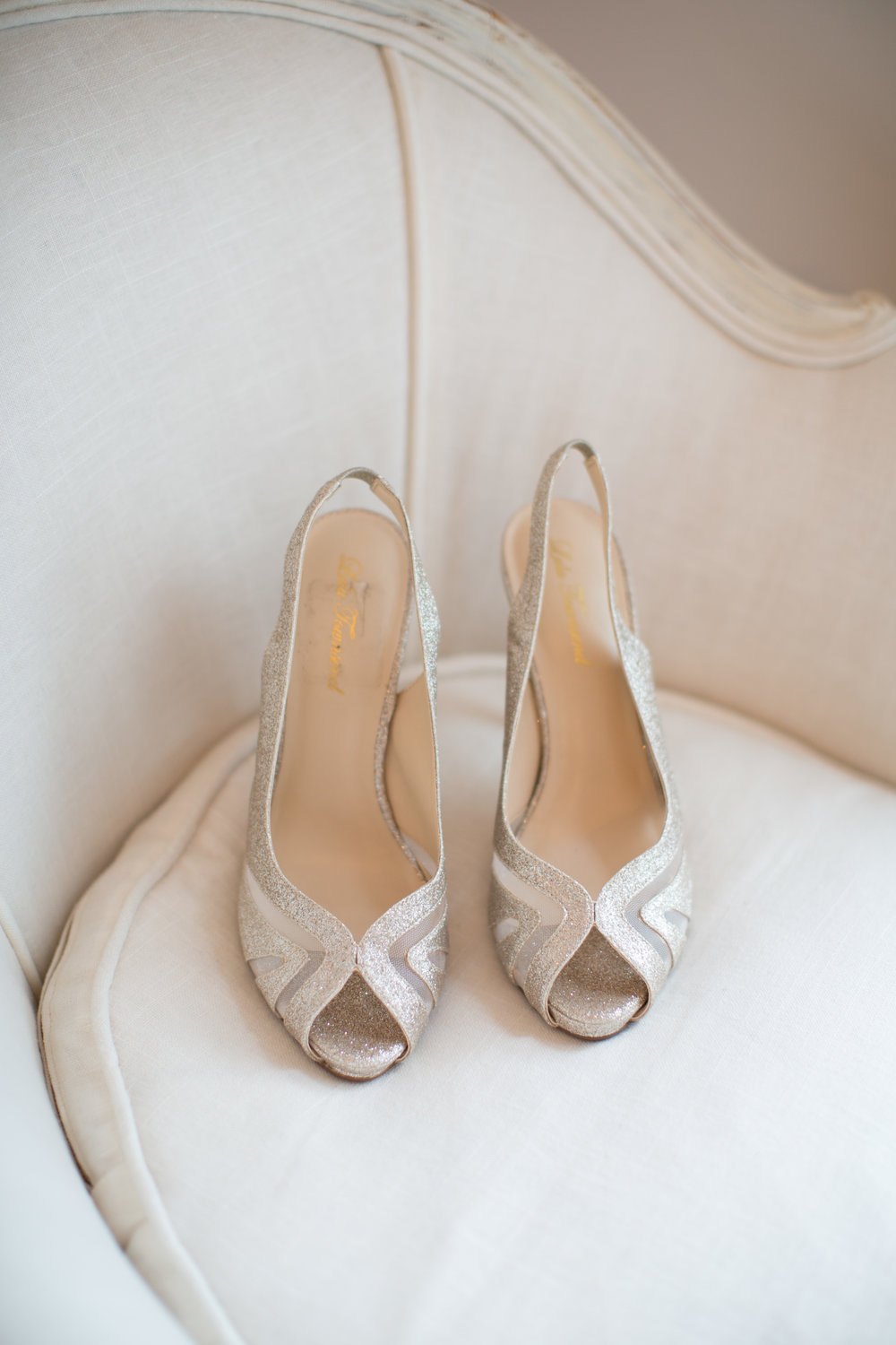 Raleigh nc wedding bridal shoes