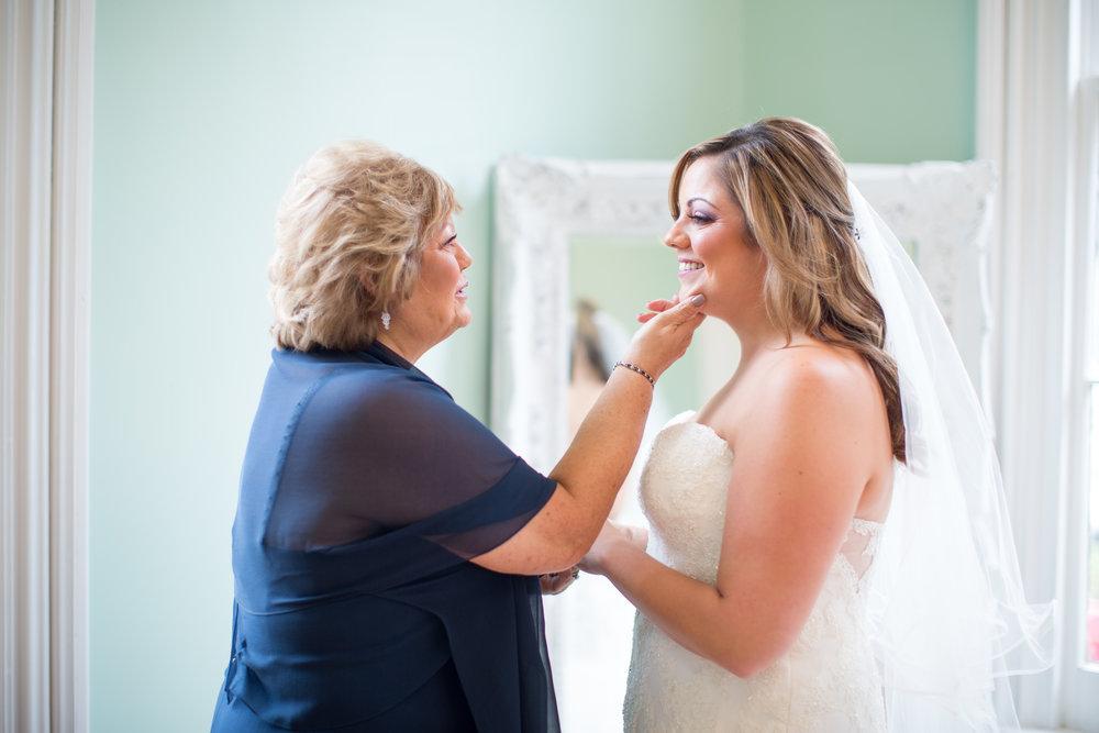 Raleigh nc wedding bridal and mom