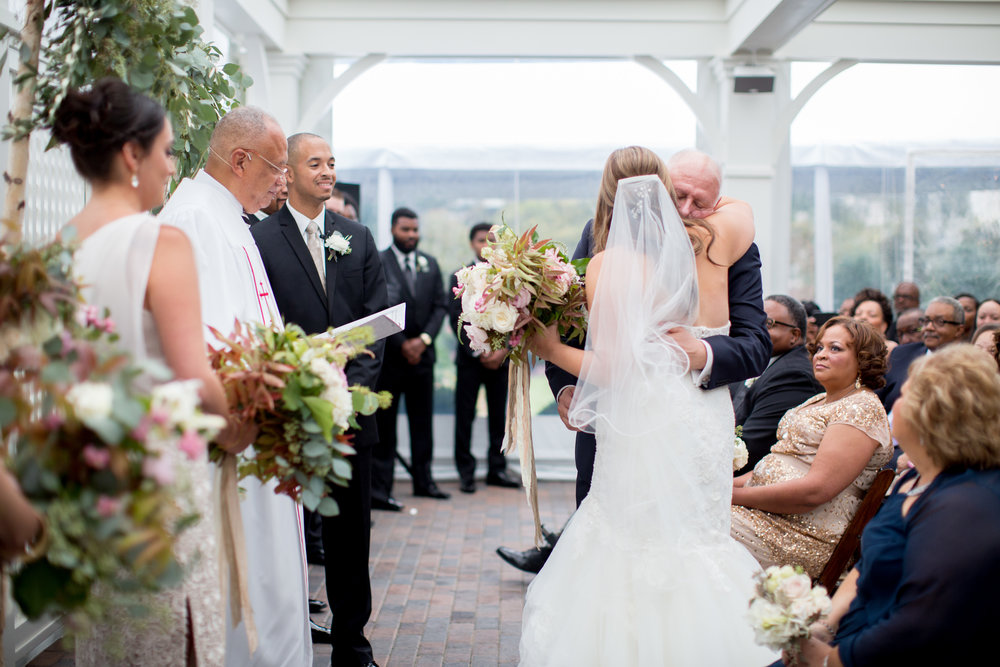Raleigh nc wedding ceremony merrimon wynne