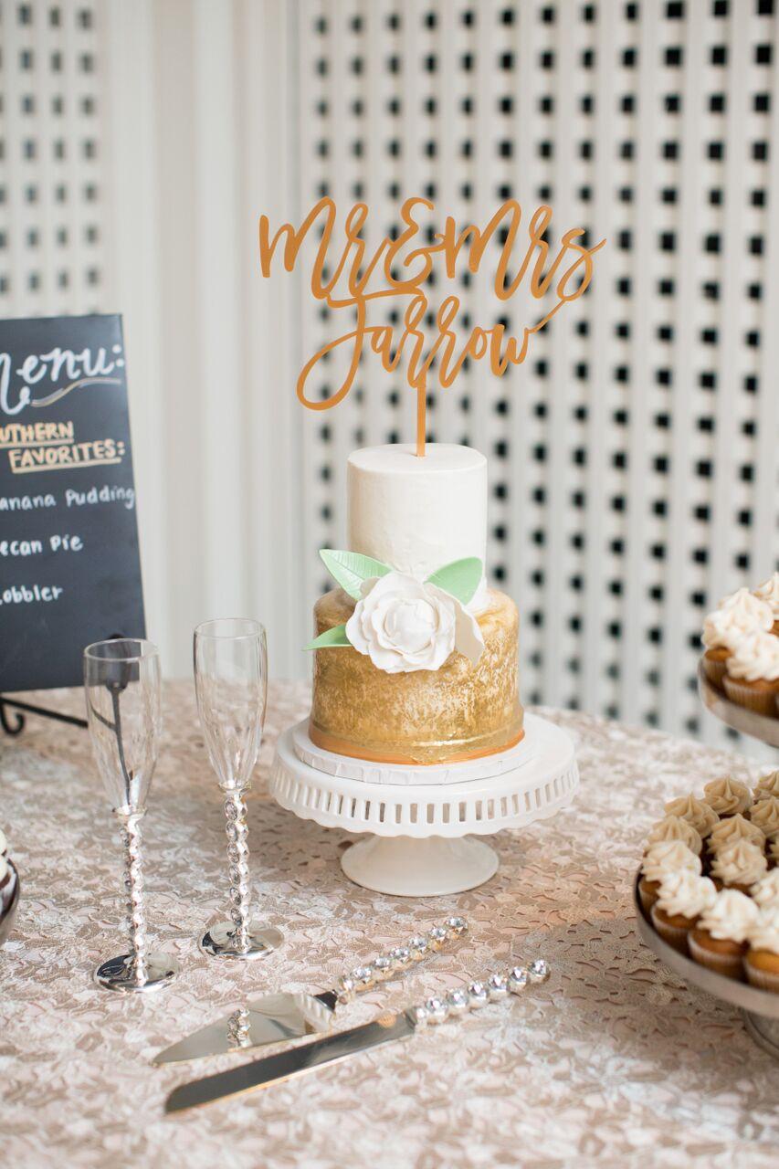 Raleigh nc wedding cake
