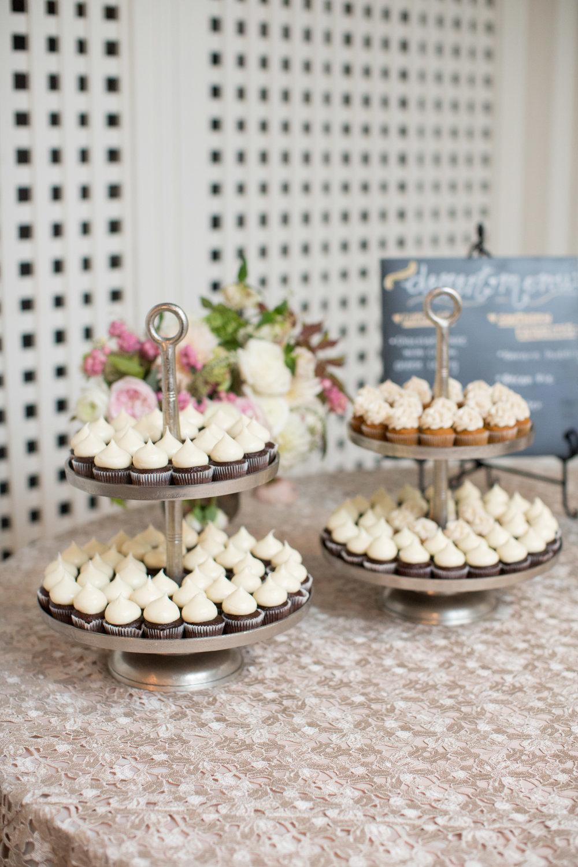 Raleigh nc wedding deserts
