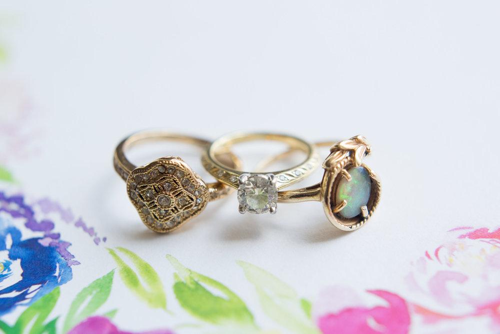 durham athletic park nc wedding rings