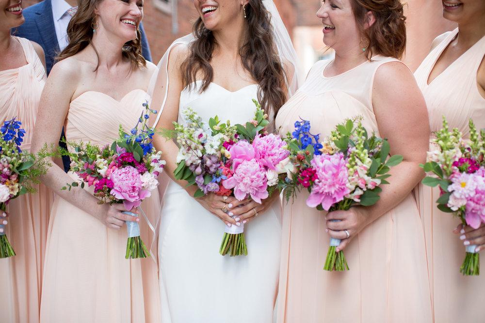 durham athletic park nc wedding bouquets bridal party