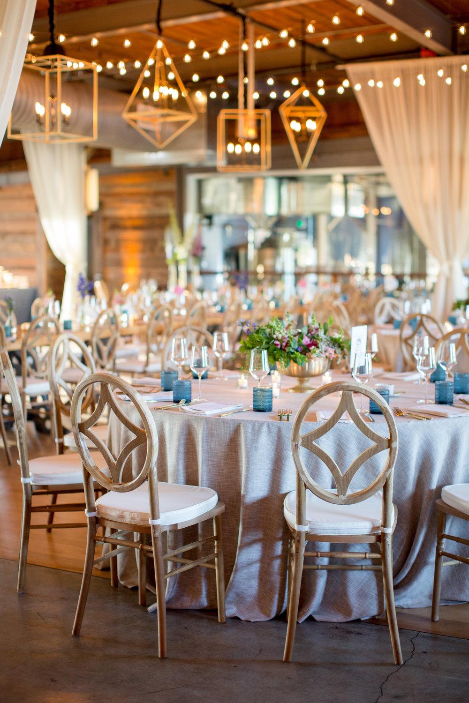 durham nc wedding the rickhouse reception design