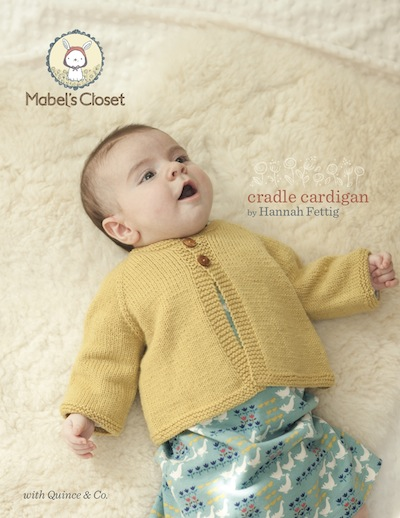 cradle cardigan cover image