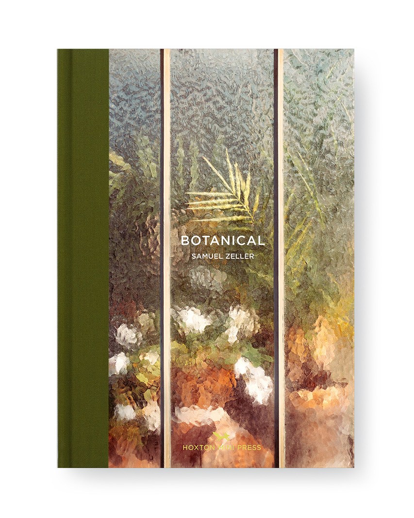 """In a photographic interpretation of classical botanical illustrations from the 18th to 20th Century, Samuel explores the refracted reality caught in the botanical gardens greenhouse's translucent glass."" ― Rebecca Fulleylove, It's Nice That   Get the book"