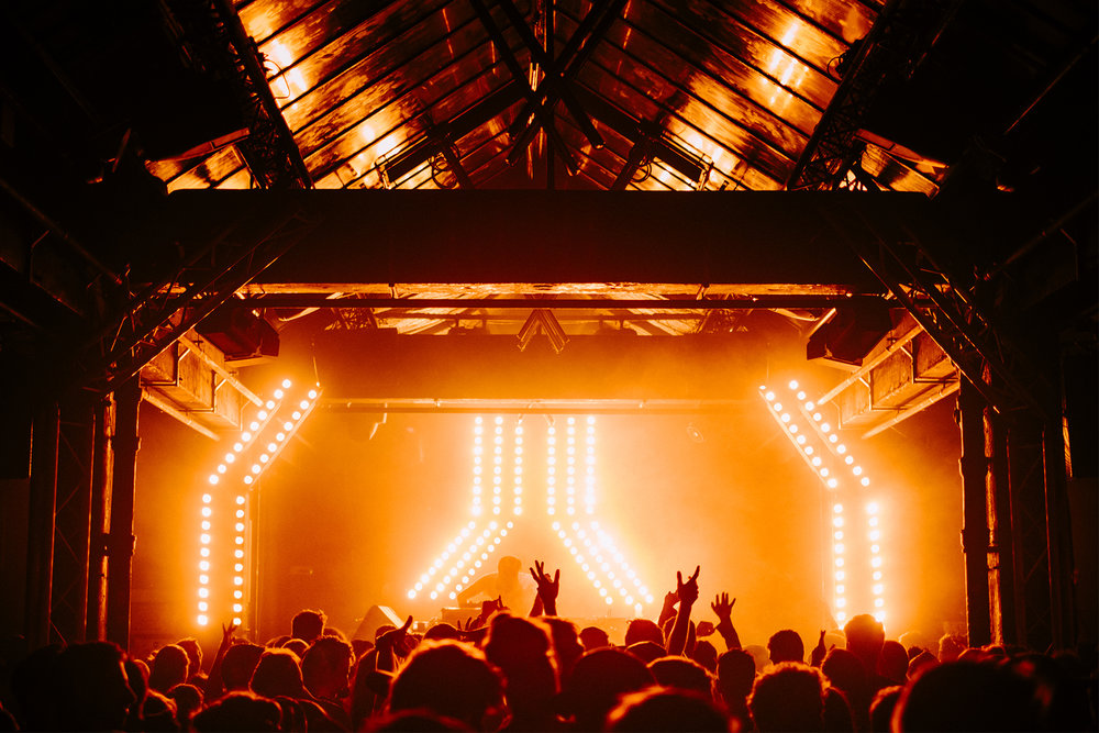 The ZOO (part of l'usine) is one of Geneva most iconic alternative club.