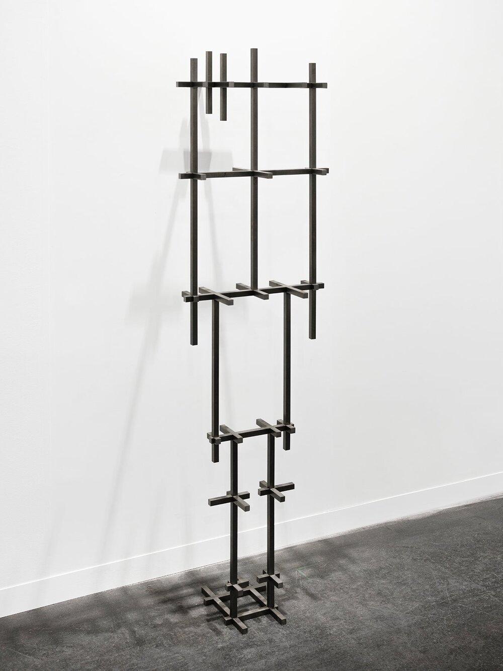 'Broken mean II' Antony Gormley - Galleria Continua