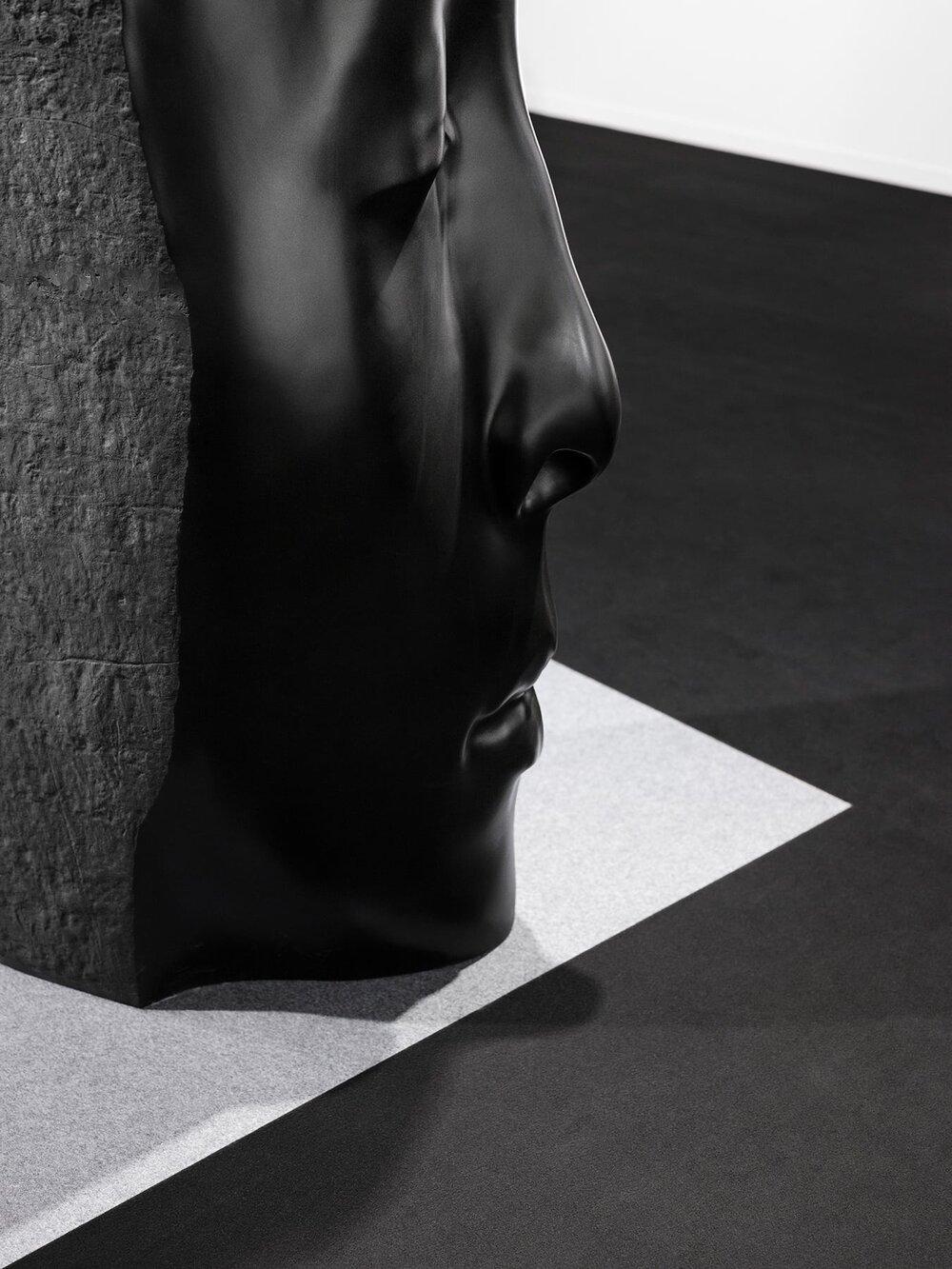 Jaume Plensa - Galerie Lelong & Co, Paris