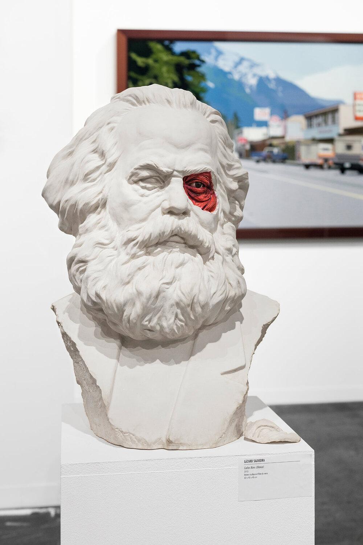 'Carlos Marx' Lázaro Saavedra - Georges-Philippe & Nathalie Vallois gallery, Paris