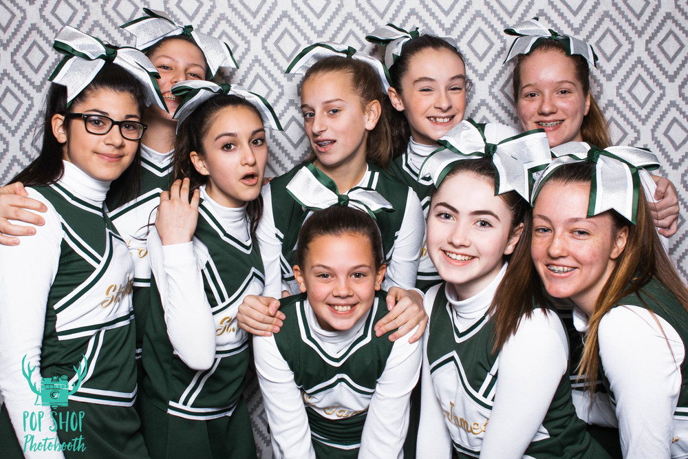St. Leo's Cheer Competition February 2016