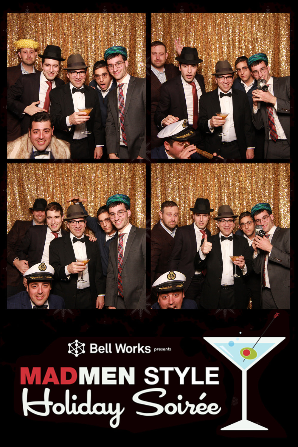 Bell Works Holiday Party December 13, 2016