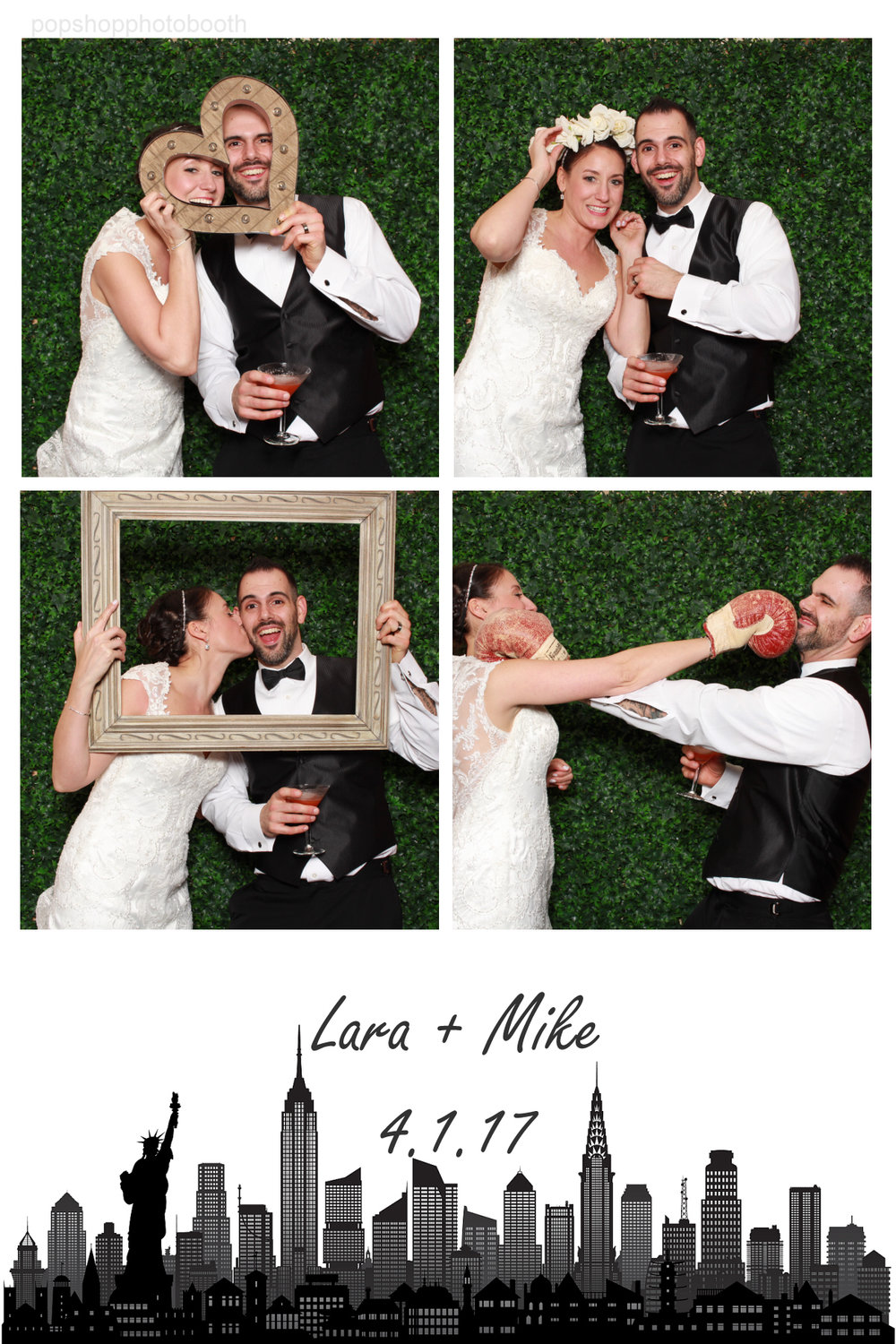 Lara and Mike April 1, 2017