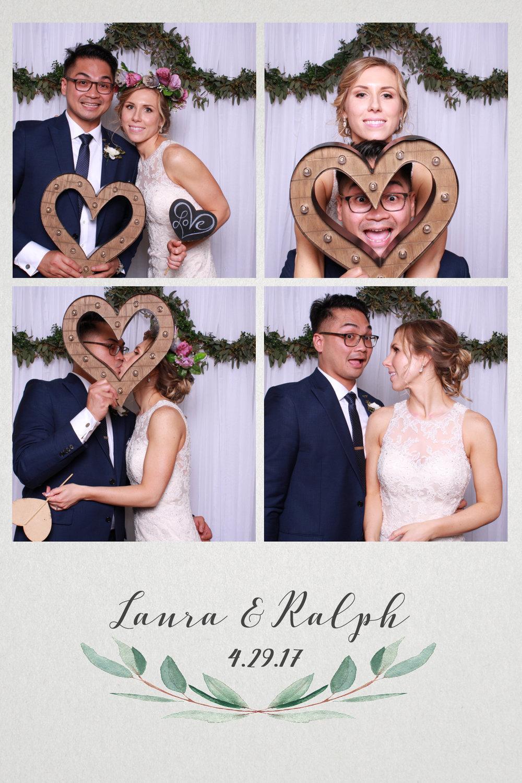 Laura & Ralph April 29, 2017