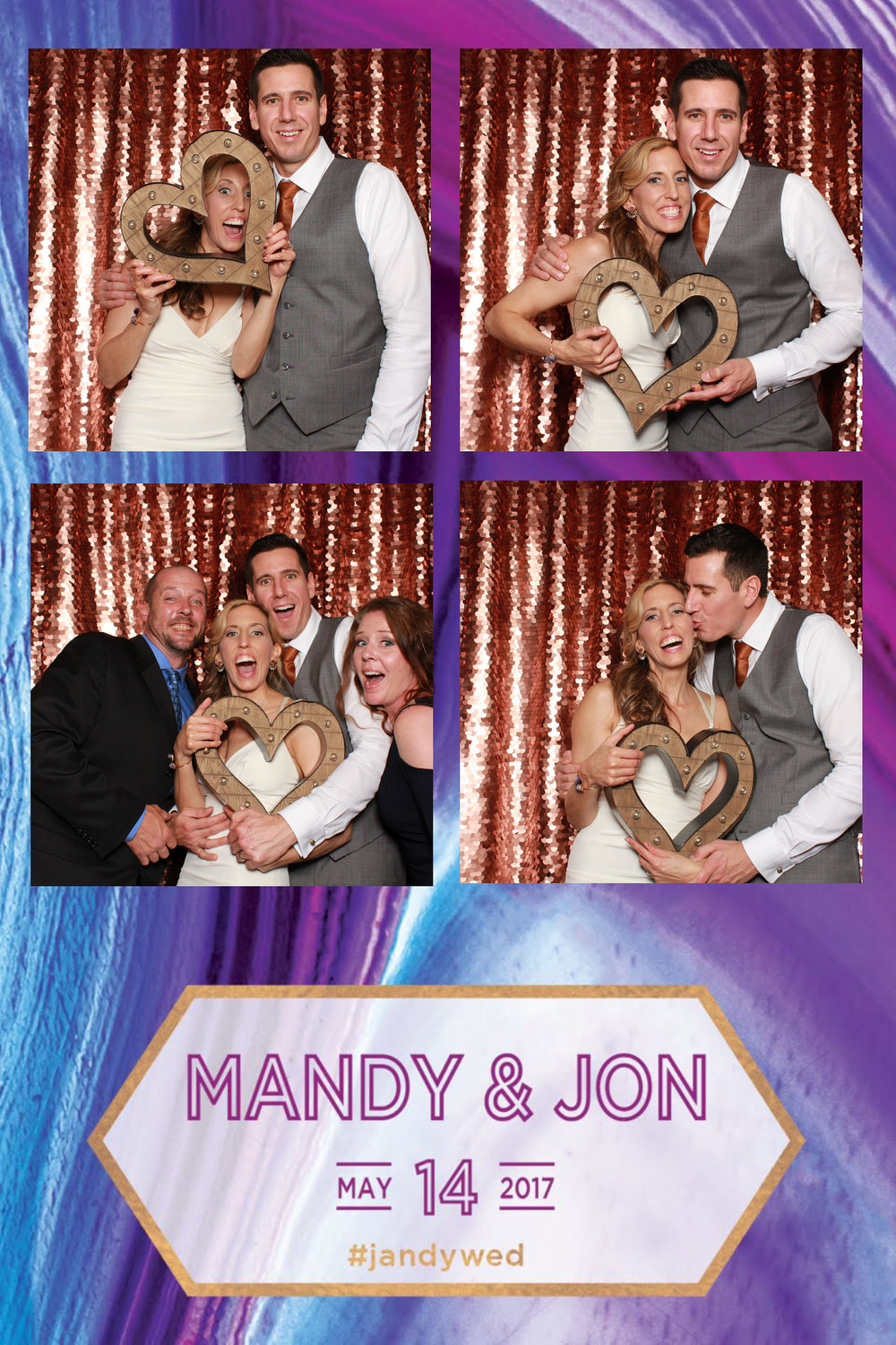 Mandy & Jon May 14, 2017