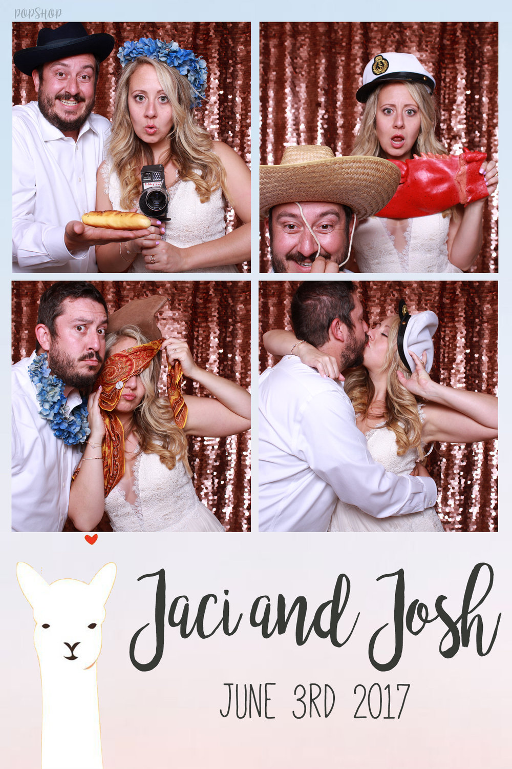 Jaci And Josh June 3rd 2017