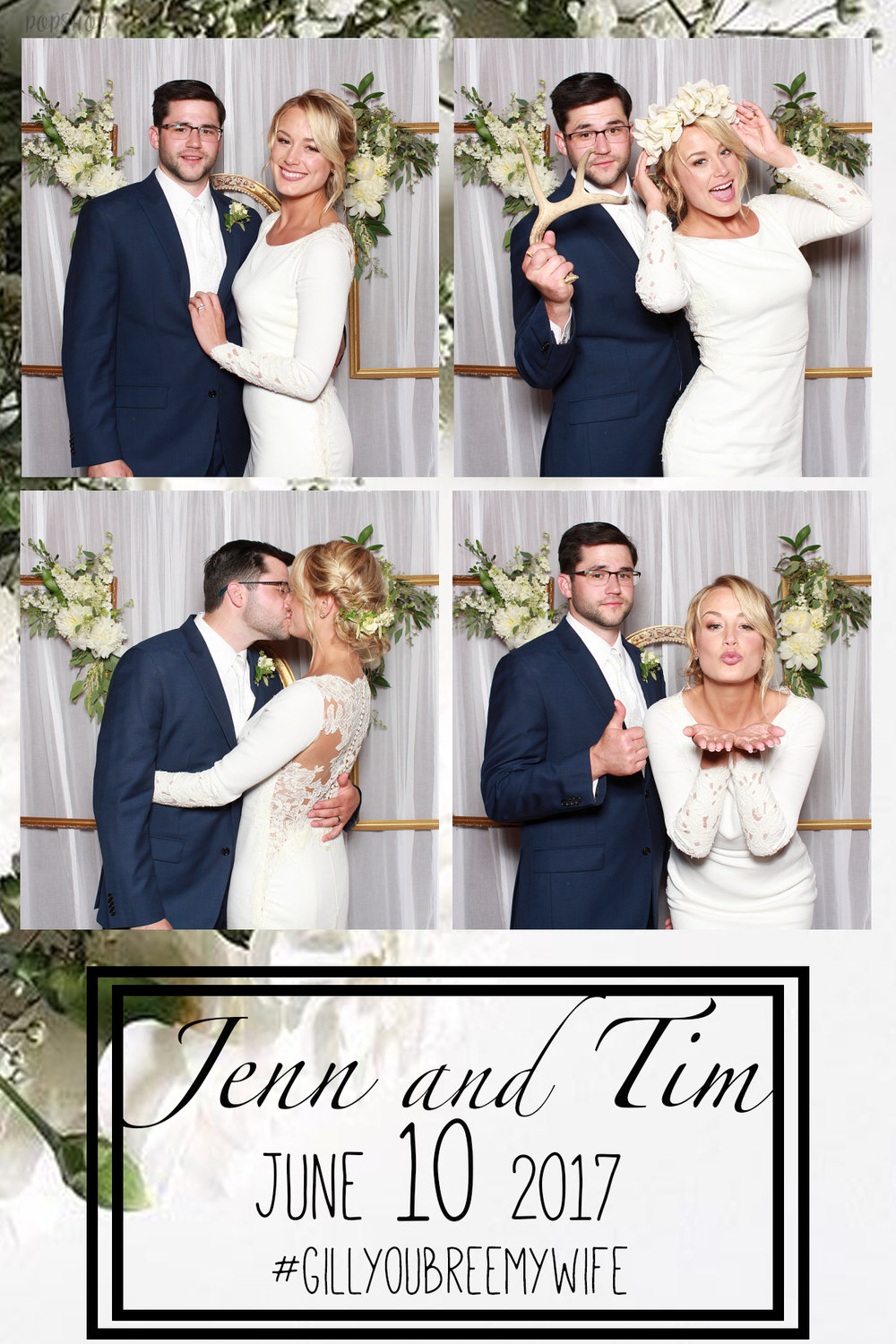 Tim and Jenn! June 10th 2017