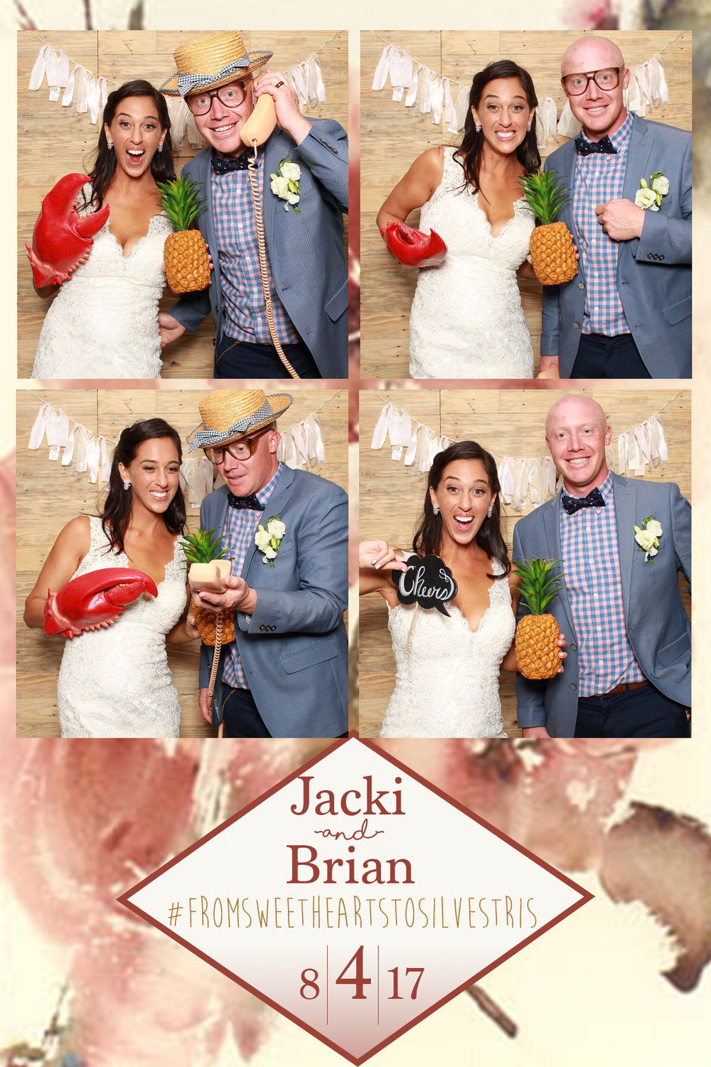 Brian and Jacki August 4th 2017