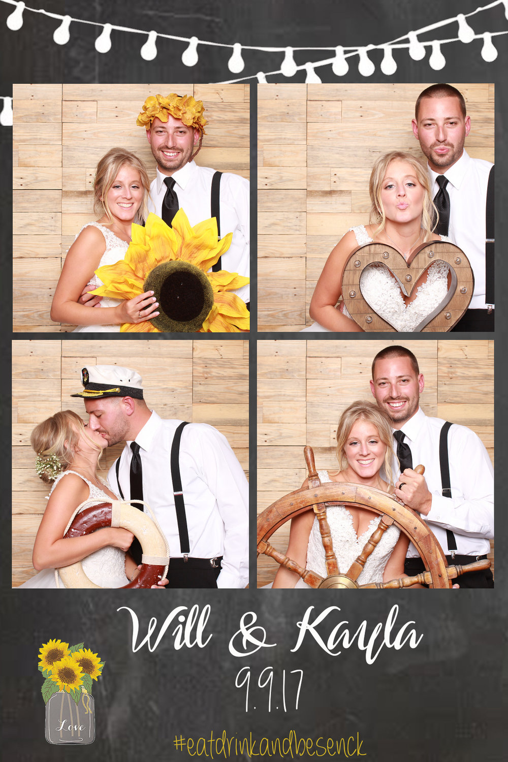 Kayla and Will September 9th, 2017