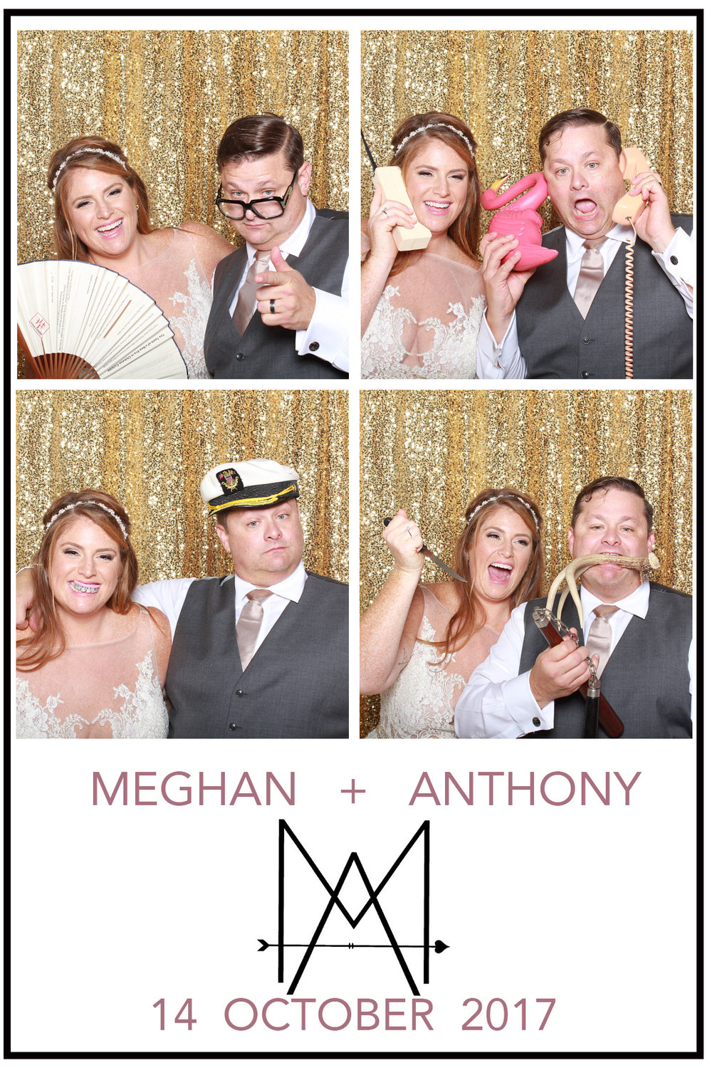 Meghan and Anthony October 14th 2017