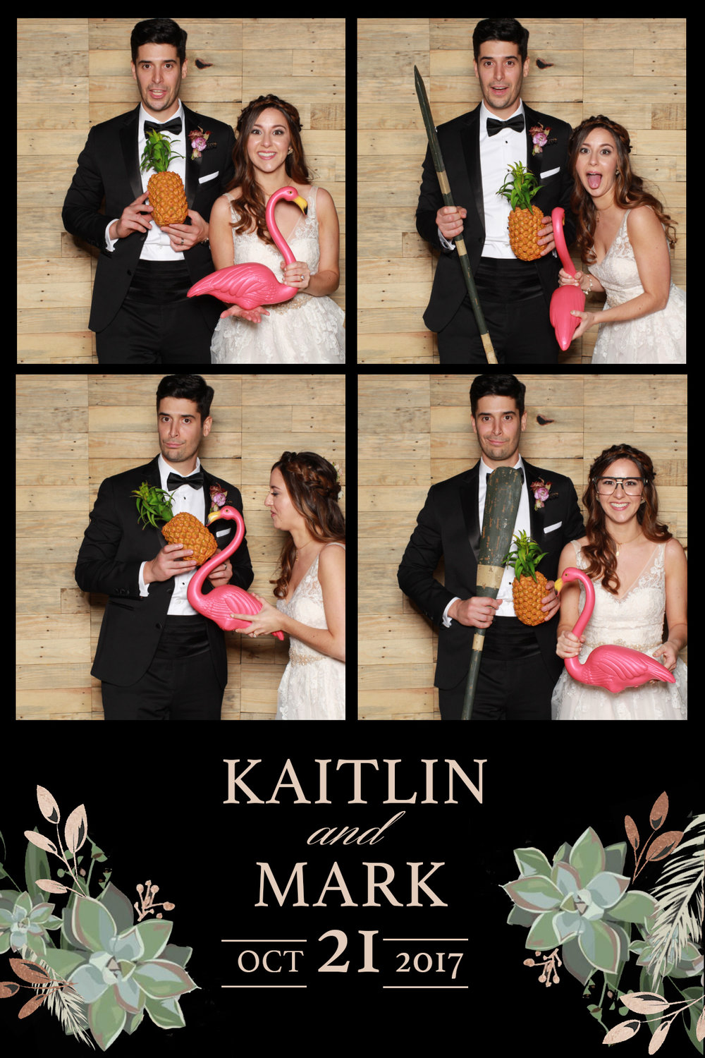 Kaitlin and Mark 10.21.17