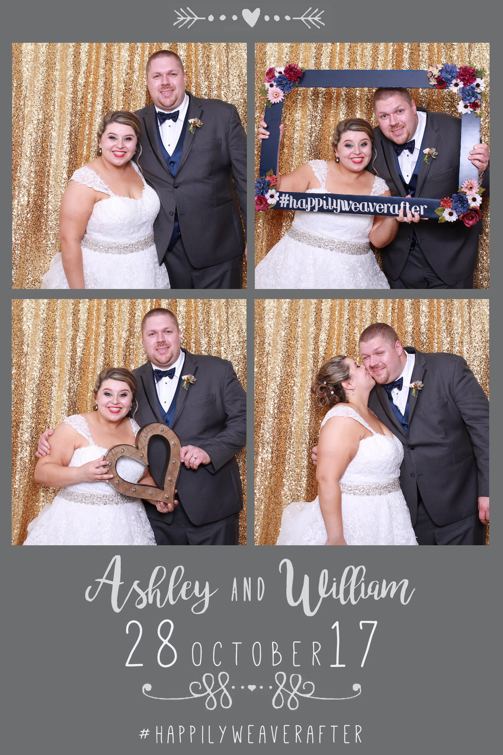 Ashley and William 10.28.17