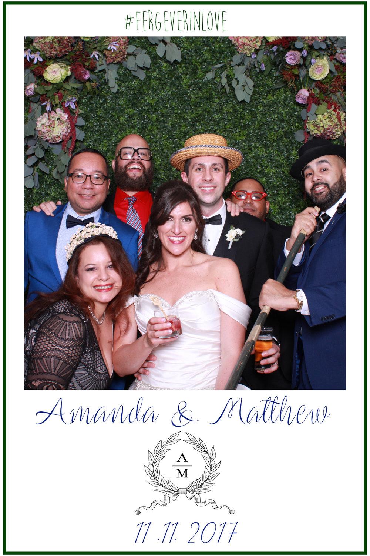 Amanda & Matthew, November 11, 2017
