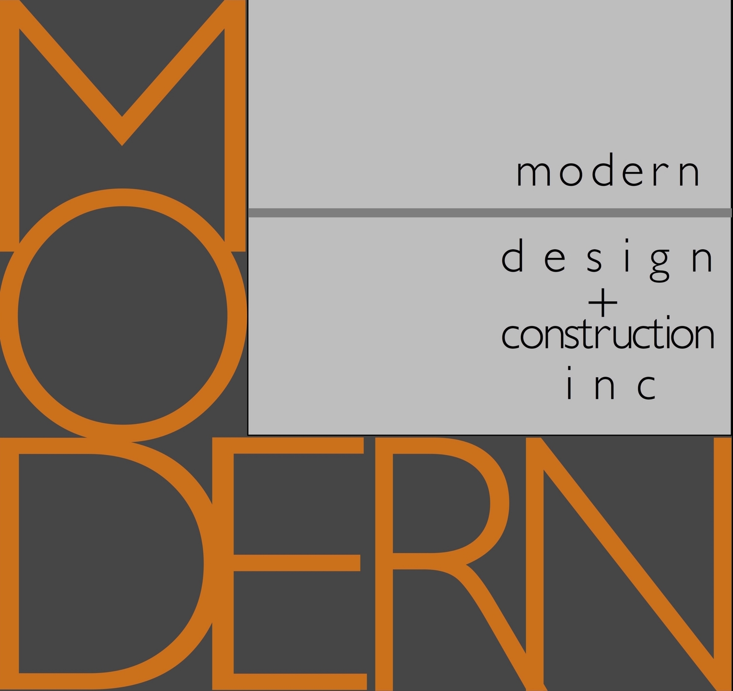 modern design+construction, inc.