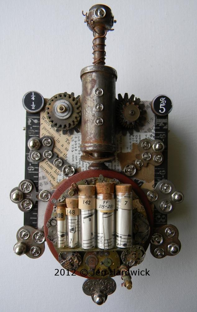 """""""Steampunk Bug"""""""