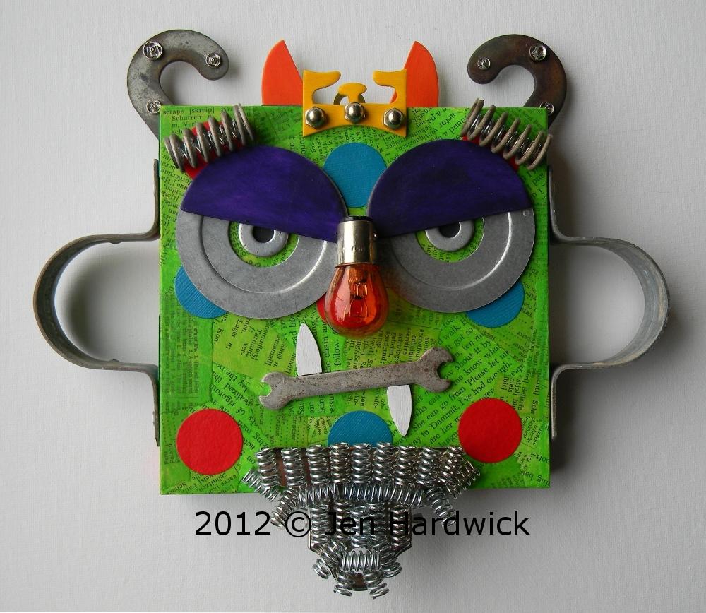 """Jack, The Grumpy Monster King"""