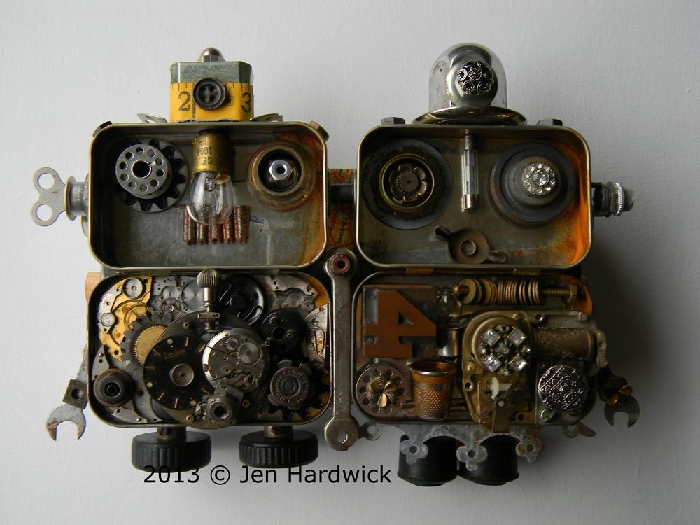 """Mr. & Mrs. Shorty Bot"""