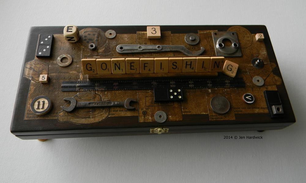 """Gone Fishin"""
