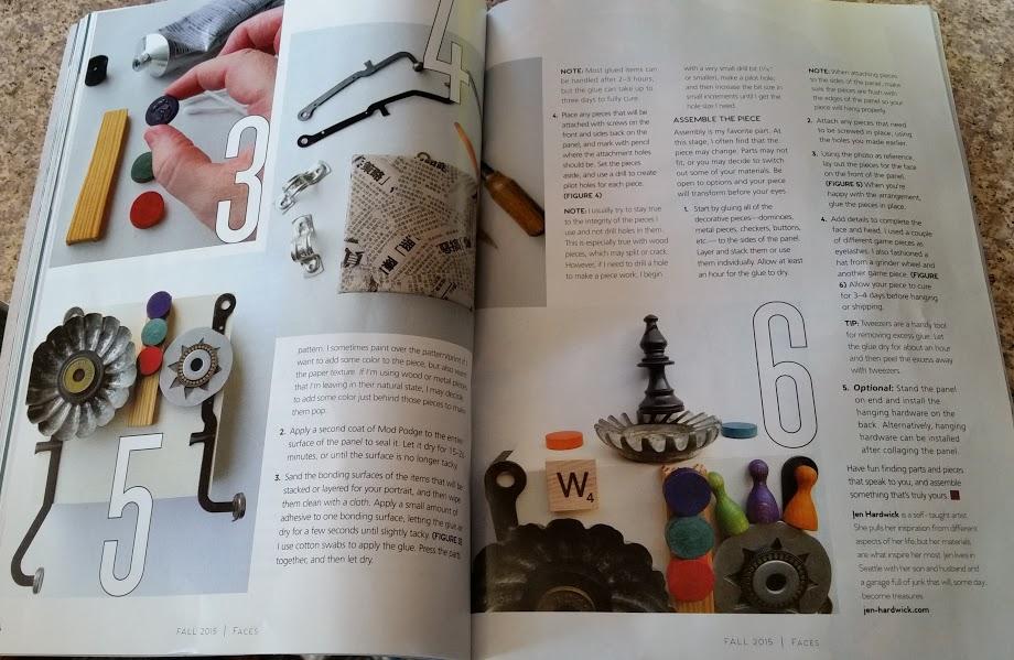 FACES - Magazine feature