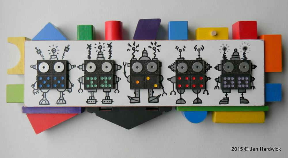 """Domino Bots"""