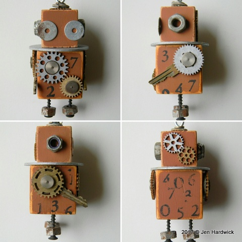 Rusty bot