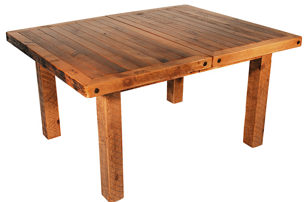 Dining — Reclaimed Rustic Woodworks