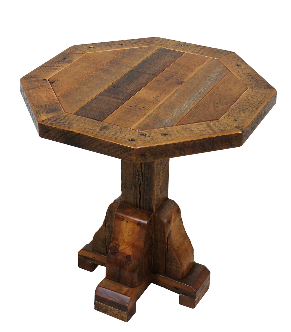 End Tables — Reclaimed Rustic Woodworks