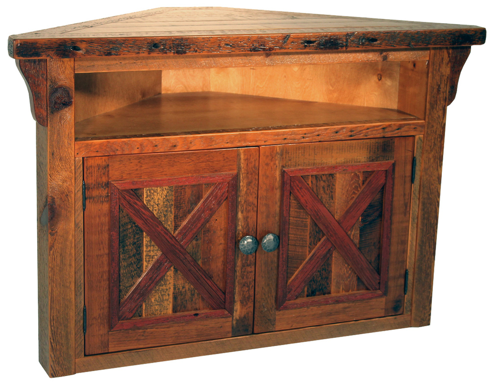 TV Reclaimed Rustic Woodworks