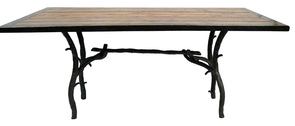Tables Reclaimed Rustic Woodworks - 30 x 42 dining table