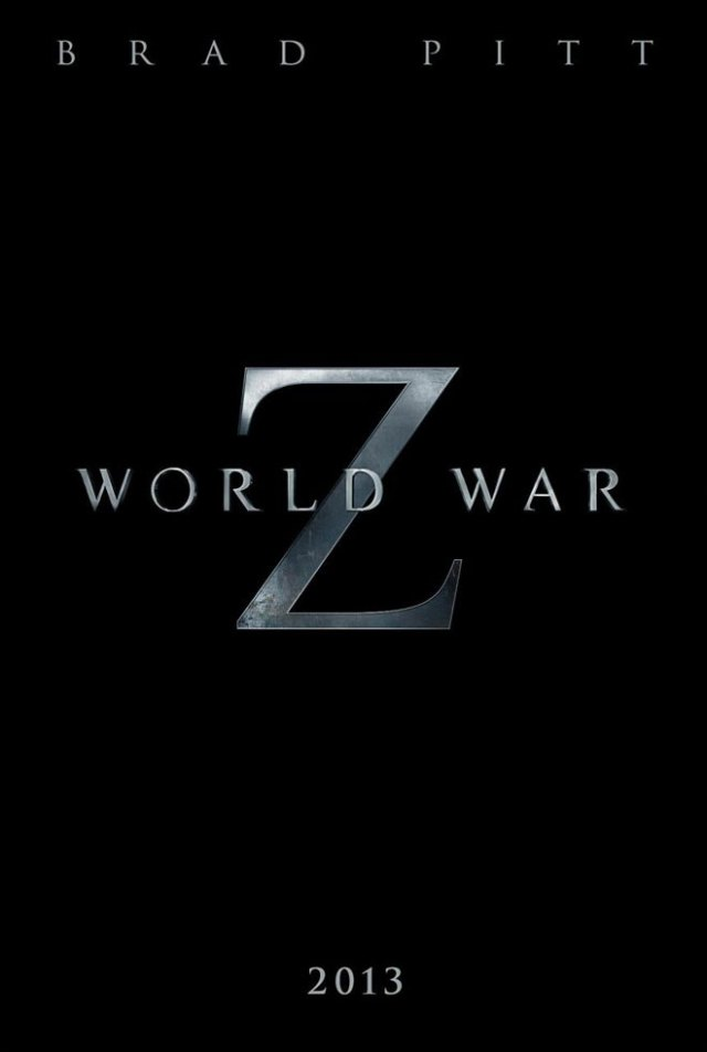 Original World War Z teaser poster.