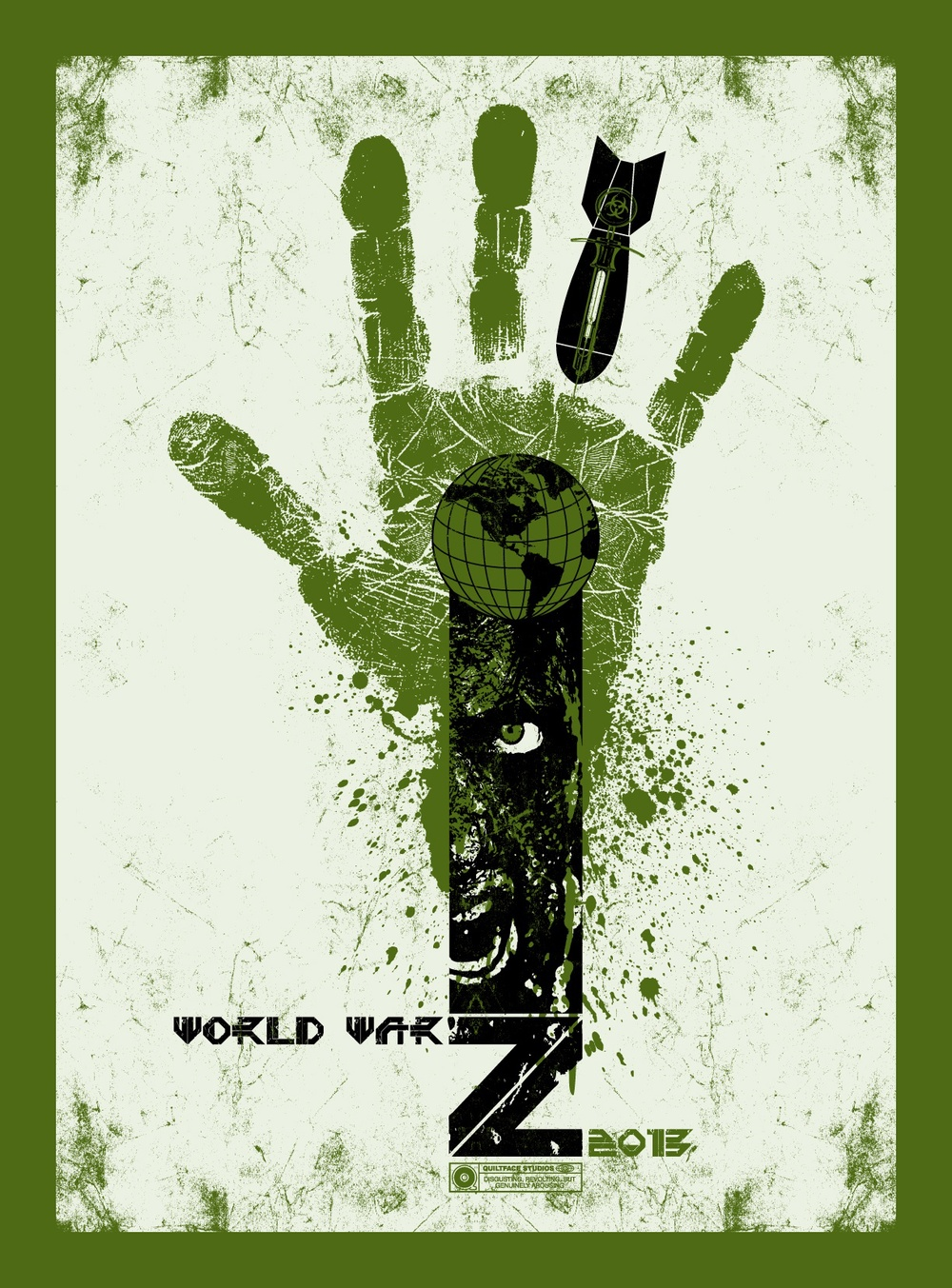 World War Z by Chris Garofalo