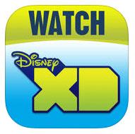 DISNEY XD app