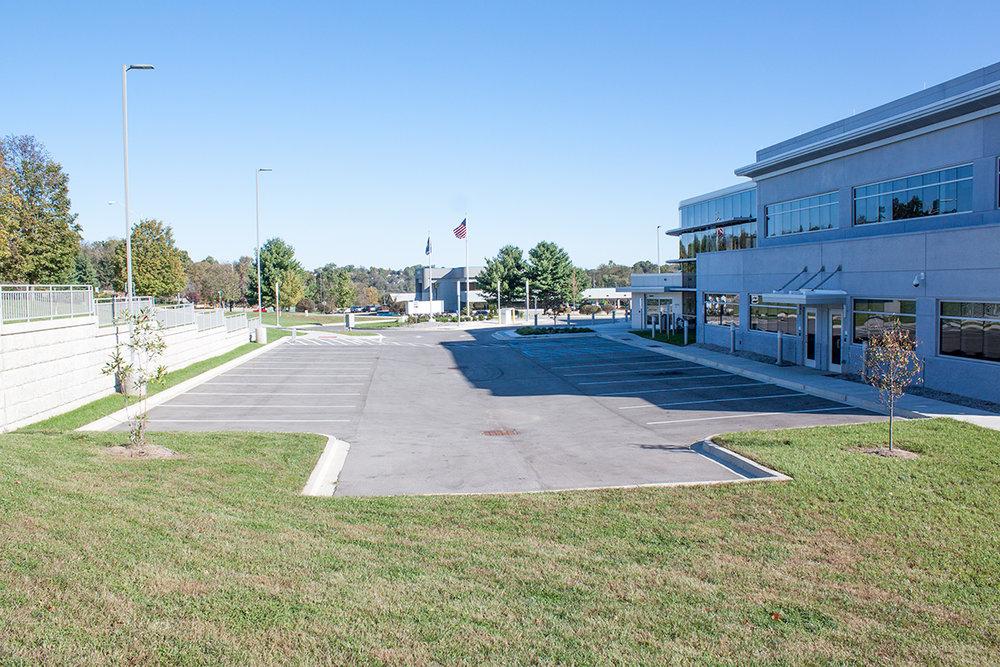 Community Room - Parking Lot