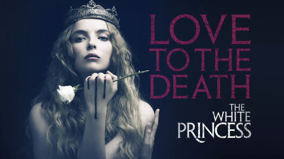 love to the death - the white princess